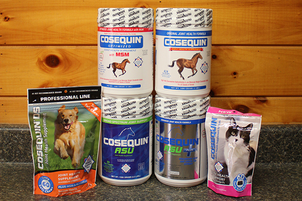 Cosequin products