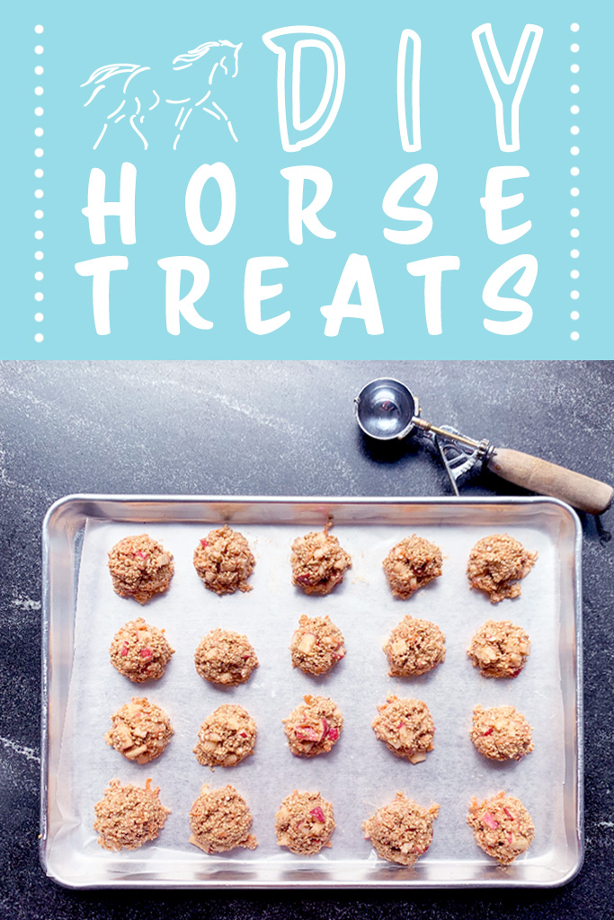 Baking Simple Horse Treats The Cheshire Horse