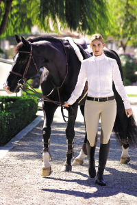Romfh Wellington Side Zip Euroseat Breech