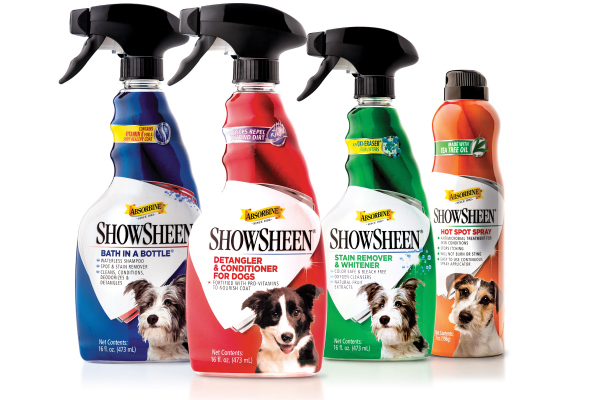 ShowSheen for Dogs