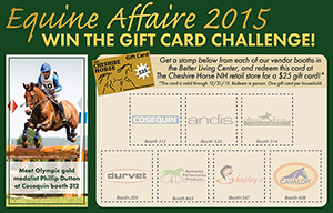 Receive a Gift Card Challenge stamp card at the front counter in our store, or by subscribing to our mailing list.