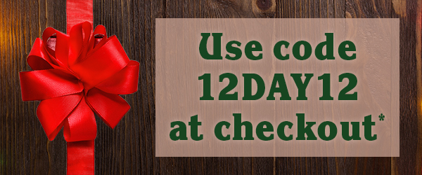 12 Days of Chrismas Discount Code