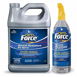 Manna Pro Opti-Force Fly Spray