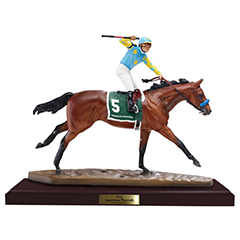 Breyer American Pharoah Model, $99.00