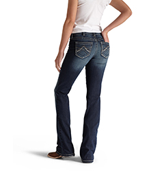 Ariat Real Riding Jeans Spitfire, $53.95