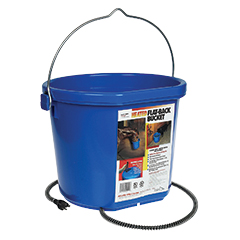 Allied Heated Flatback Bucket, $45.95