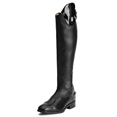 Ariat Monaco Stretch Patent Boot, $730.00