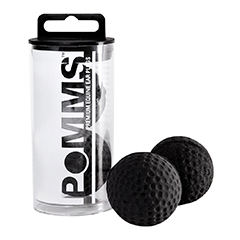 Pomms earplugs, $10.95